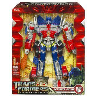Harga Hasbro Transformers Revenge of the Fallen Series Leader Class: Optimus Prime