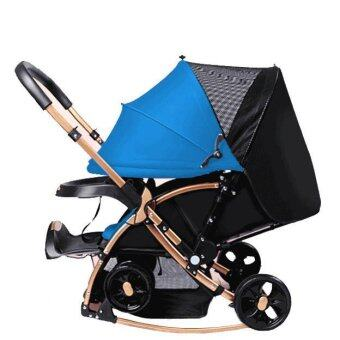 Harga Golden Baby Stroller Rocker - BLUE