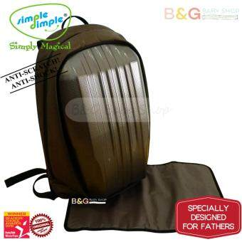 Harga Simple Dimple Papa Bag Special Edition Beta XL Copper