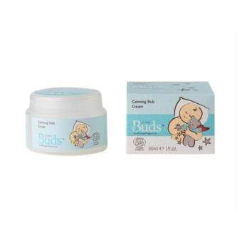 Harga Buds Soothing Organics: Calming Rub Cream 30ml