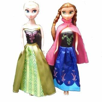 Harga Frozen doll ( For Age 3 Years +)