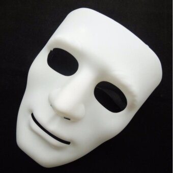 Harga Jabbawockeez mask hard version Jabba street dance
