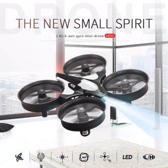 Harga JJRC H36 Mini Drone 6-Axis Gyro Headless 2.4G LED Lights Remote Control Quadcopter
