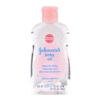 Johnson's Baby Oil 50ml
