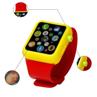 Harga Kids Early Education Smart Watch Learning Machine 3D Touch ScreenWristwatch