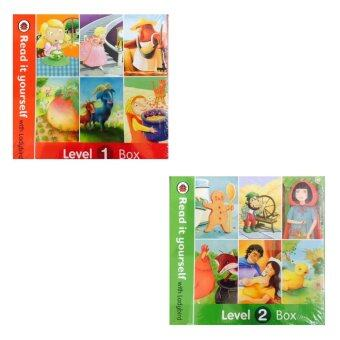 Ladybird Read It Yourself With Ladybird - Level 1 & Level 2 BoxSet