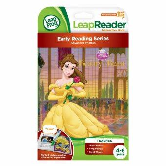 LeapFrog LeapReader Book - Beauty and the Beast