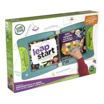 LeapFrog LeapStart Kindergarten and 1st Grade Interactive LearningSystem (5-7 yrs)