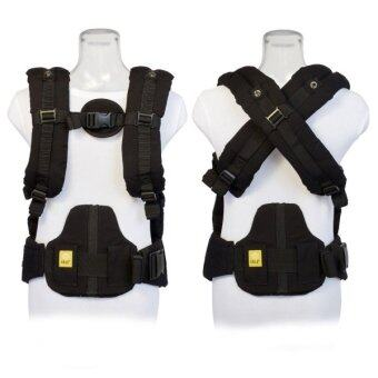 Lillebaby: Complete Airflow Baby Carrier (Black) - 2