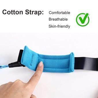 ... LittleJump 2 Pack Safe Skin Friendly Baby Child Anti Lost Safety Hook Loop Fastener Wrist Link ...