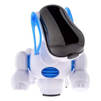 Harga Lovely Robotic Intelligent Electronic Walking Dog Children FriendPartner