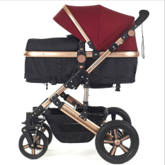 804a663ef9fb *RM999.99* luxurious Baby Stroller 3 in 1 High Landscape ...