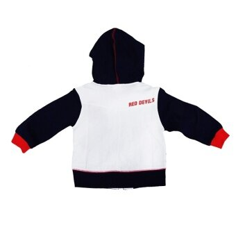 Manchester United Jacket ( White) - 2