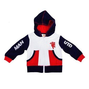 Harga Manchester United Jacket ( White)