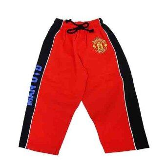 Harga Manchester United Knitted Long Pants (Red)