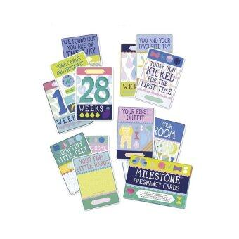 MILESTONES(TM) Pregnancy Cards