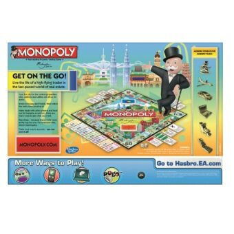 monopoly in malaysia