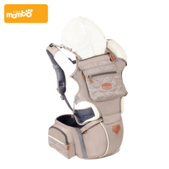 Harga Multifunction Breathable Front Baby Carrier Hipseat Seat