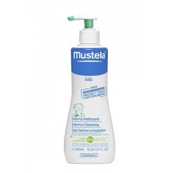 Mustela Dermo-Cleansing 500ml (Hair and Body Wash)