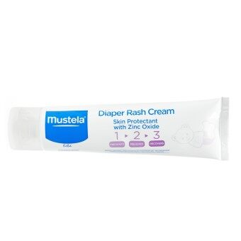 Mustela Vitamin Barrier Cream 100ml (Diaper Change)