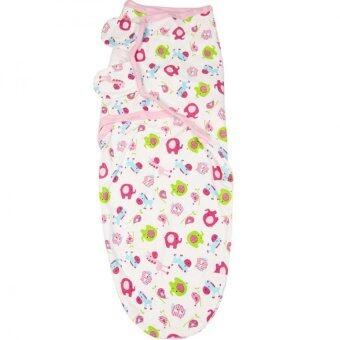 Harga Newborn Baby Swaddling Sleep Bag Organic Cotton Infant ParisarcDC03