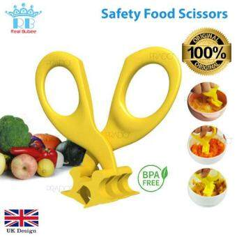 ORIGINAL REAL BUBEE Multifunctional Baby Food Scissors Food Cutter