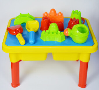 Harga Power Space sand mold beach playing with sand table toys