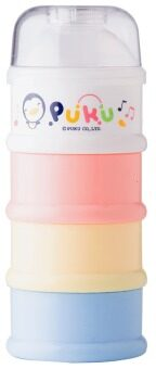 Harga Puku 4 Layers Milk Powder Dispenser Formula Baby Infant ContainerPortable Box Case 100ml