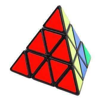 Pyramid Pyraminx Magic Cube Puzzle Speed Cubes Education LearningToys Children