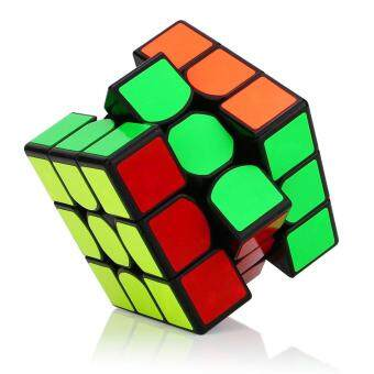 Harga Qiyi MoFangGe Thunderclap 3x3 Speed Cube Smooth Magic Cube Puzzle