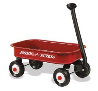 Harga Radio Flyer Little Red Wagon