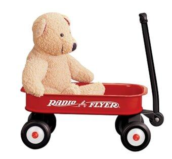 Radio Flyer Little Red Wagon - 2