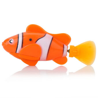 Harga ROBO FISH Electric Pet Fish Toy