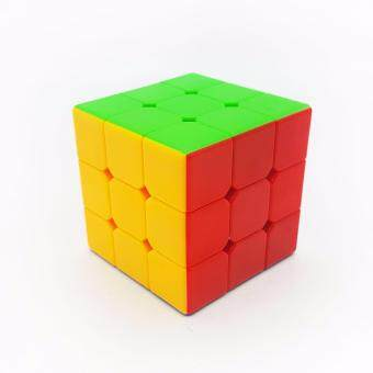 Harga Rubic Cube Magic Rubik Cube Educational Intellect 3x3 Borderless