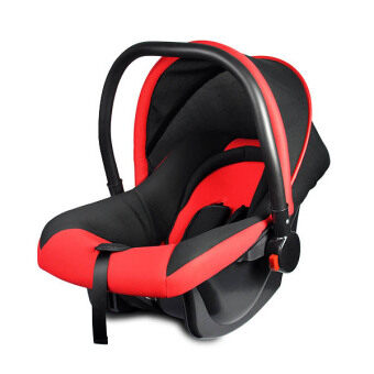 Harga Safety Baby Car Seat Carriers - Red