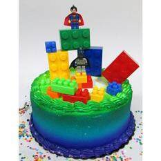 LEGO Party Cake Cupcake Toppers price in Malaysia Best LEGO
