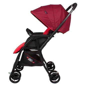 Sweet Cherry S507 Akira Stroller (Red) - 2