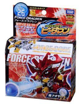 Harga Takara Tomy Japanese Cross Fight B-Daman CB-26 - FORCE DRAGRENStarter