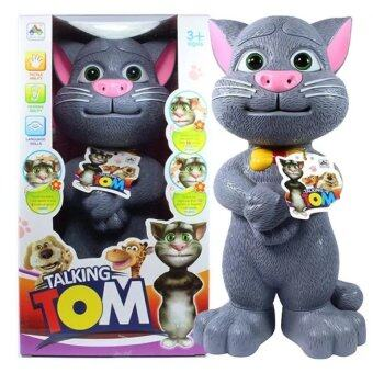 Harga Talking Tom Cat - Story tell, Records, Response, Sing PerfectEducational Toys For Children