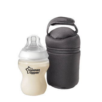 Harga Tommee Tippee Closer To Nature Insulated Bottle Bag Single Pack