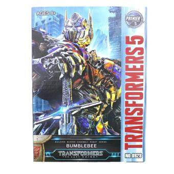 Transformers Bumblebee Building Blocks Assembly Robot Series - 2