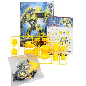Transformers Bumblebee Building Blocks Assembly Robot Series - 3