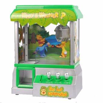 Harga Twinklenorth 852AA Green Candy Grabber Machine / Doll Machine