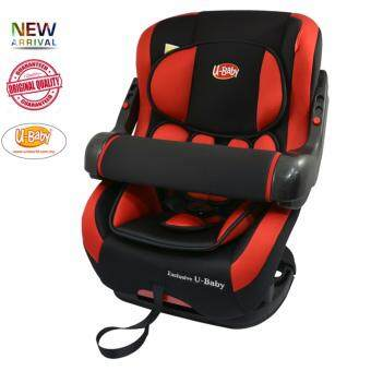 Harga U-Baby CS 901 Baby Car Seat(Red)