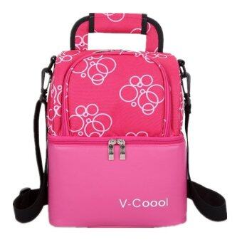 Harga V-Cool New Cooler Bag - Pink