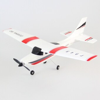 Harga Wltoys F949 Cessna-182 Sky King 2.4G Radio Control 3CH RC AirplaneFixed Wing Plane Outdoor Flying Toy