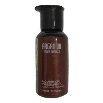 Harga 10ml Morocco Argan Oil# Formulated in Italy