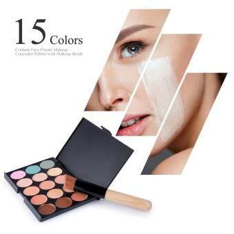 ... Eye Circle Cover Source · Contour Palette Face eBay Source 15 Colors Makeup Concealer Palette A Makeup Brus Contour Face Cream