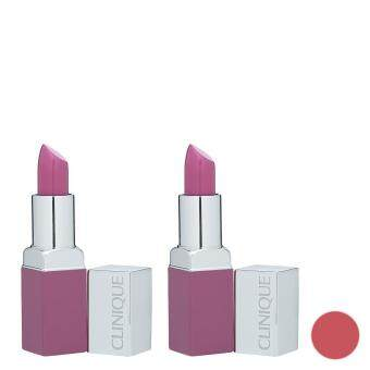 2 x Clinique Pop Lip + Primer 0.13oz 3.9g 09 Sweet Pop