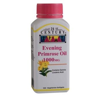 Harga 21ST CENTURY Evening Primrose Oil 1000mg 100 capsules